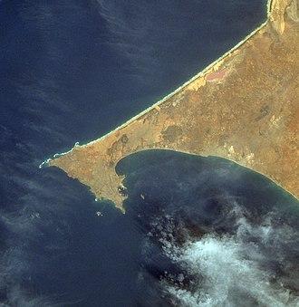 Cap-Vert - Satellite image of Cap-Vert
