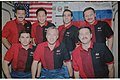 STS106-391-003 - STS-106 - STS-106 crewmembers pose for an official group photograph on Zvezda - DPLA - e614b690d8a83cc04091cd1b40e99cd3.jpg