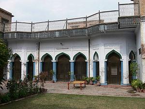 Toba Tek Singh - A haveli in Toba Tek Singh district