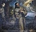 Sacristy of San Francesco della Vigna (Venice) - San Diego d'Alcalá in estasi di Palma il Giovane.jpg
