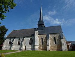 Saint-Éloi-de-Fourques (Eure, Fr) église.JPG