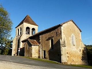 Saint-Geyrac Commune in Nouvelle-Aquitaine, France