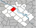 Saint-Majorique-de-Grantham Quebec location diagram.PNG