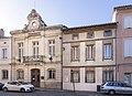 Saint-Sulpice-la-Pointe (Tarn) - Ancienne Mairie et la maison natale d'Edmond Cabié.jpg