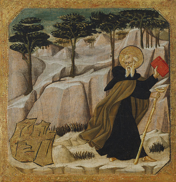 File:Saint Anthony Abbot Tempted by Gold by Giovanni di ser Giovanni Guidi.jpg