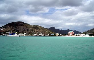 Sint Maarten - Dutch side.