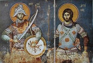 Saint Mercurius and Artemius of Antioch.JPG