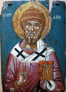 3rd and 4th-century Cypriot saint