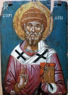 Saint Spyridon 3rd and 4th-century Cypriot saint