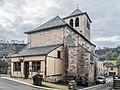 Saint Vincent Church in Muret-le-Chateau 02.jpg