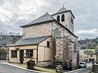 Saint Vincent Church in Muret-le-Chateau 02.jpg