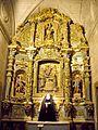 Salamanca - Clerecia 53 - Altar de San Estanislao de Kostka.jpg