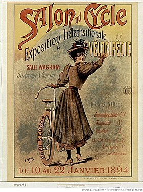 Rue de montenotte wikimonde for Salon wagram