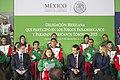 Saludo a las Delegaciones Mexicanas que participaron en los Juegos Panamericanos y Parapanamericanos en Toronto. (20708492964).jpg