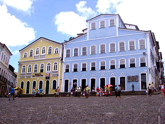 Historic Center (Salvador) - Museu da Cidade and Fundação Casa de Jorge Amado, Salvador