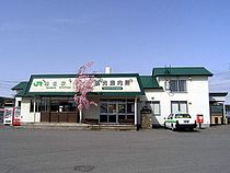 Samani Station, Hidaka Main Line.jpg