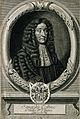 Samuel Collins. Line engraving by W. Faithorne, 1685, after Wellcome V0001193.jpg