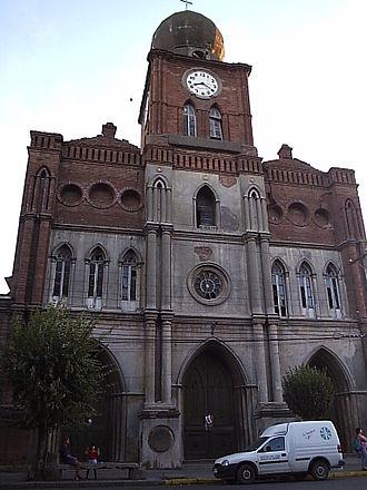 San Fernando, Chile - Image: San Fco San Fernando