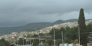 San Cono, Sicily - Image: San Cono Panorama