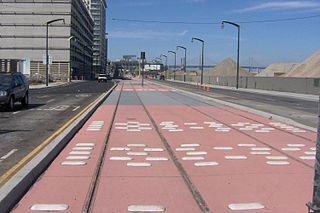 Third Street Light Rail Project