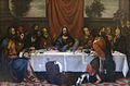 San Giovannino dei cavalieri, palma il giovane (attr.) ultima cena.JPG