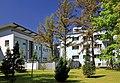 """Sanatorium hut """"Baildon"""" i """"Pokój"""" w Jastrzębiu-Zdroju.JPG"""