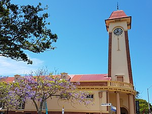 Sandgate, Queensland - Sandgate Town Hall