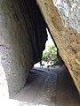 Sangui (Triangle Rock) of Sefa-Utaki from inner side.jpg
