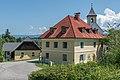 Sankt Georgen am Laengsee Sankt Peter 1 Pfarrhof und Pfarrkirche 18072015 5986.jpg