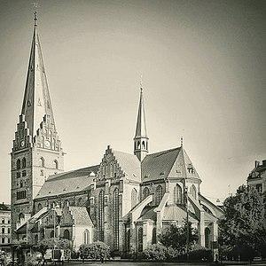 Sankt Petri Church, Malmö
