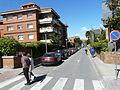 Sant Cugat del Vallès - des d'un autobús P1230518.jpg