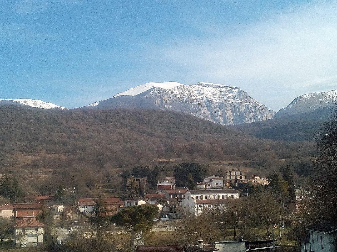 Santa Anatolia – Veduta