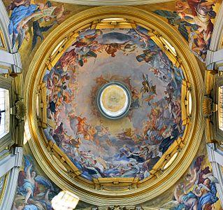 Santa Maria Maddalena de' Pazzi (Florence) - Dome of Cappella Maggiore