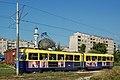 Sarajevo Tram-228 Line-5 2011-10-04 (4).jpg