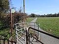 Sarn Lane footpath, Caergwrle (1).JPG