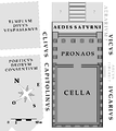 Saturne temple plan.png