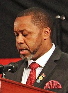 Saulos Chilima Malawian economist and politician
