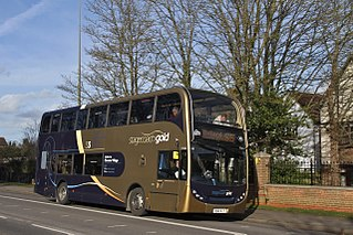 Stagecoach in Oxfordshire Bus and Coach operator