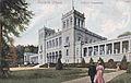 Schloss Dwasieden Ansichtskarte historisch Photochrom Farbe - Sassnitz Dwasieden Castle Manor House Rügen Island.jpg