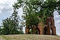 Schlosspark Babelsberg - Gerichtslaube - Blick zum Flatowturm - DSC4253.jpg