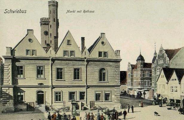 Schwiebusrathaus