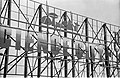 Science City Hoarding Under Construction - Science City Site - Dhapa - Calcutta 1993-October 718.JPG