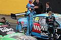 Scott McLaughlin race preparation 2015 Sydney.JPG