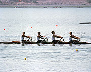 Sculling competition at the 1984 Summer Olympics