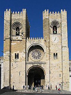 Patriarchate of Lisbon Archdiocese of the Roman Rite of the Roman Catholic Church based in Lisbon, Portugal
