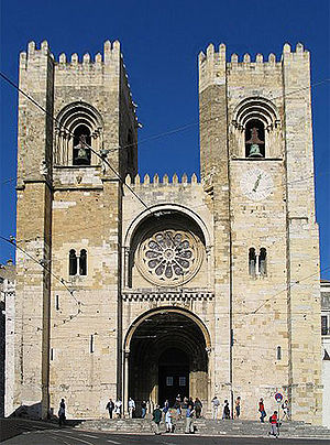 Patriarchate of Lisbon - Lisbon Cathedral
