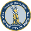 Official seal of Brooklyn