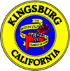 Official seal of Kingsburg, California