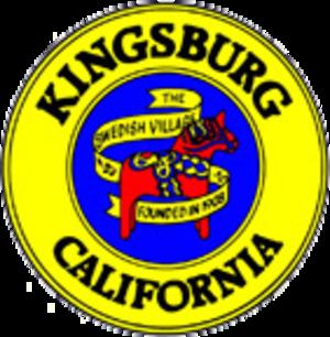 Kingsburg, California - Image: Seal of Kingsburg, California