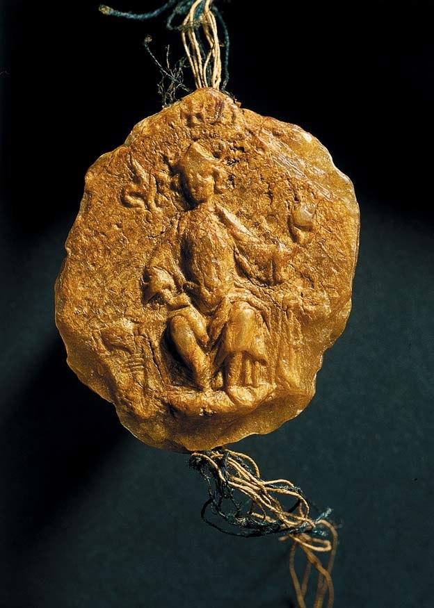 Seal of Mindaugas